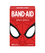 Band-Aid Brand Adhesive Bandages Spider Man