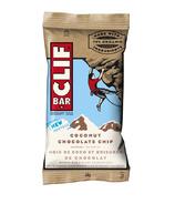 Clif Bar Coconut Chocolate Chip Energy Bars
