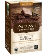 Numi Organic Chocolate Pu- erh Tea