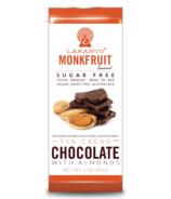 Lakanto Monk Fruit Sweetened Chocolate Bar with Almonds