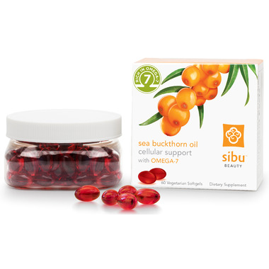 Sibu Sea Buckthorn Oil Cellular Support with Omega-7