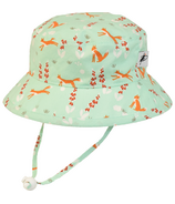 Puffin Gear Camp Hat Foxglove Mint
