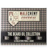 Malechemy by Cocoon Apothecary Beard Oil Collection