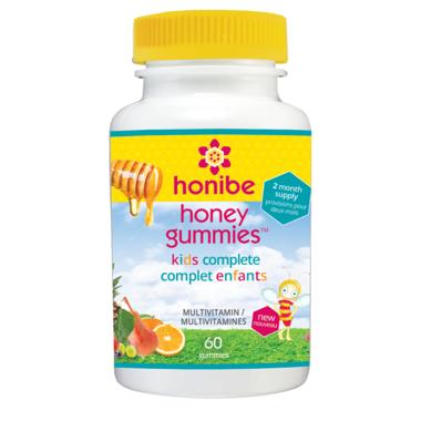 Honibe Kids Honey Gummies Complete Multivitamin