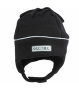 Snug As A Bug Reflective Hat Black