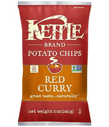 Kettle Red Curry Potato Chips