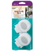 KidCo White Door Knob Locks