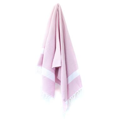 Stray & Wander Yara Turkish Towel Pink