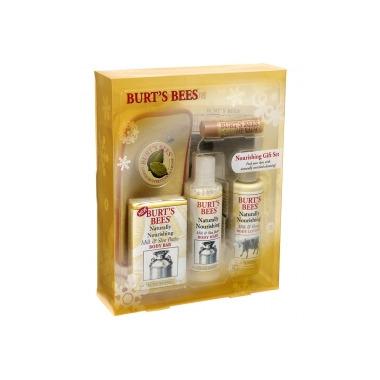 Burt\'s Bees Nourishing Gift Set
