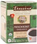 Teeccino French Roast Chicory Herbal Tea