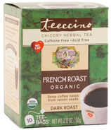 Teeccino French Roast Chicory Herbal Tea