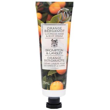 Brompton & Langley Orange Bergamot Luxurious Hand & Body Cream