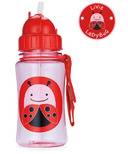 Skip Hop Zoo Straw Bottle Lady Bug
