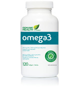 Genuine Health Omega3