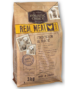 Holistic Choice Real Meat Chicken & Rice Dog Food