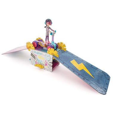 GoldieBlox Val\'s Level-Up Skate Park