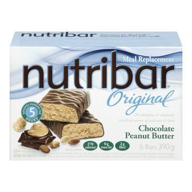 Nutribar Original Chocolate Peanut Butter Bars