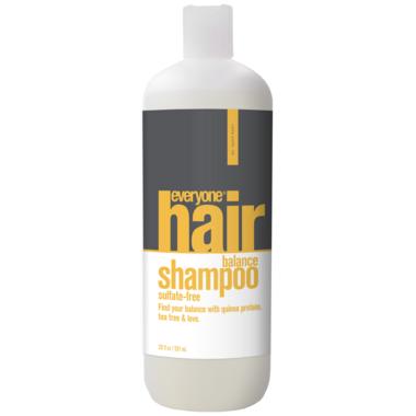 everyone hair balance sulfate free shampoo at well