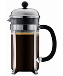 Bodum Chambord French Press Coffee Maker Chrome