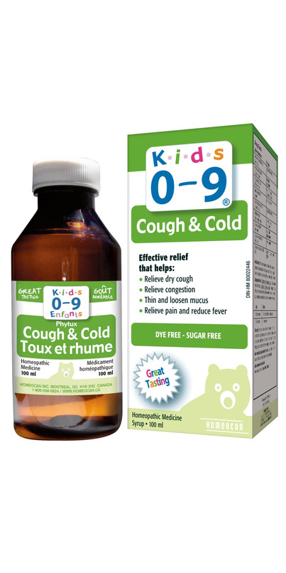 Best kids cough syrup