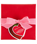 Dufflet Dark Chocolate Strawberry Hearts