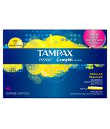 Tampax Pearl Compak Tampons