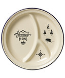 Gentleman's Hardware Divided Plate