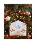 Mud Pie Ceramic Envelope Ornament Letter To Santa
