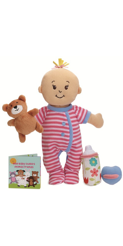 Buy Wee Baby Stella Peach Sleepy Time Scents Set At Well