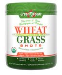 Green Foods Wheat Grass Shots