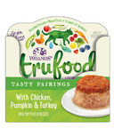 Wellness TruFood Wet Cat Food Tasty Pairings with Chicken, Pumpkin & Turkey