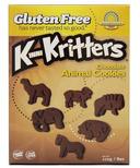 Kinnikinnick KinniKritters Chocolate Animal Cookies