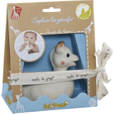 Sophie The Giraffe So\'Pure Bath Toy