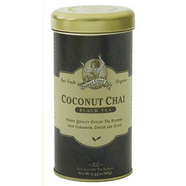 Zhena\'s Gypsy Tea Coconut Chai