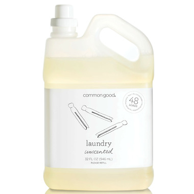Common Good Laundry Detergent Unscented