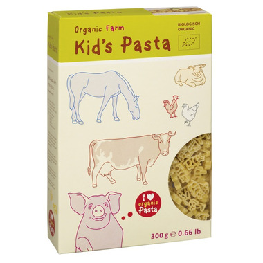 Alb-Gold Organic Kids Pasta Farm