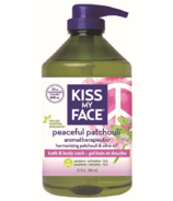 Kiss My Face Peaceful Patchouli Shower & Bath Gel
