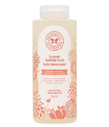 The Honest Company Bubble Bath in Apricot Kiss