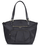 TWELVElittle Allure Dome Satchel Black