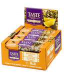 Taste of Nature Organic Protein Bars Dark Chocolate & Orange