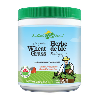 Amazing Grass Wheat Grass Whole Foods