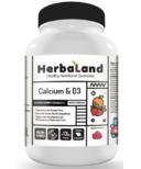 Herbaland Calcium with Vitamin D3 Gummy