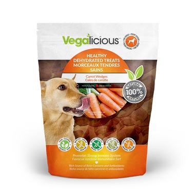 Vegalicious Healthy Sweet Potato Wedges