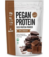 Julian Bakery Triple Chocolate Organic Pegan Sacha Inchi Protein Powder