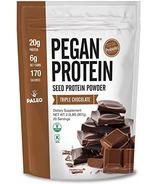 Julian Bakery Triple Chocolate Organic Pegan Sacha Inchi Protein Powder