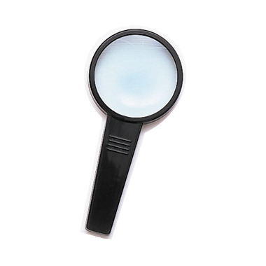 Drive Medical Round Glass Magnifier