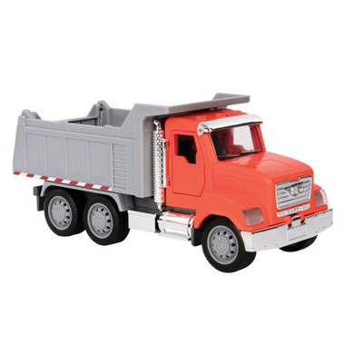 Driven Dump Truck