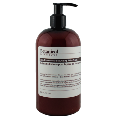 Botanical Therapeutic Tree Essence Moisturizing Skin Cream