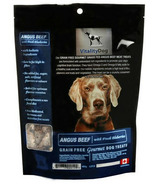 Vitality Dog Angus Beef with Fresh Blueberries Dog Treats