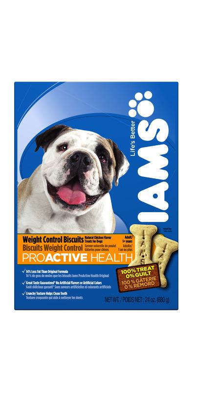 iams weight control dog food feeding guide
